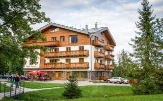 Vila Borievka, Tatranská Lomnica, Vysoké Tatry