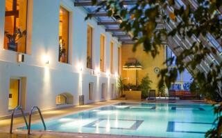Wellness, Park Hotel Pelikan ****