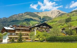 Hotel Sonnhof Rauris *** Magas-Tauern