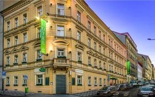 Hotel U Tří korunek ****, Praha