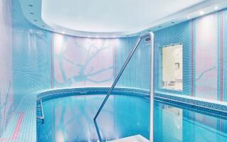 Ve wellness vás čeká bazén, sauna i procedury
