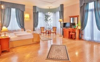 Luxusní pokoj, Belvedere Spa & Wellness ****
