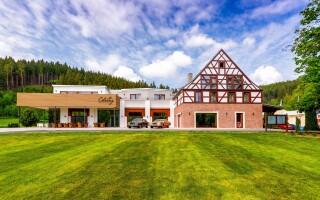 Cihelny Golf & Wellness Resort, Karlove Vary, Slavkovský les