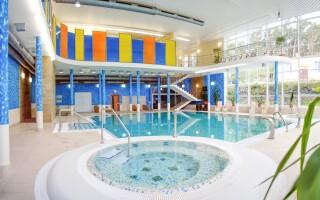 Ve Wellness centru Konstantin vás čeká zasloužený relax