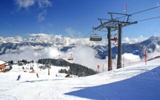 Élvezze a telet az Osztrák Alpokban