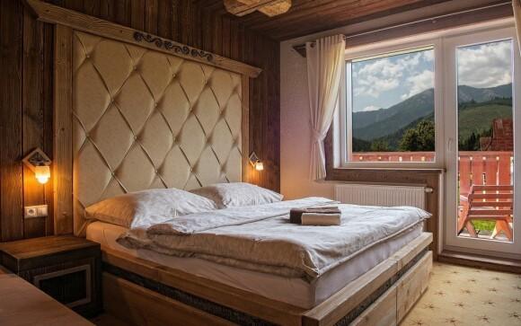 Hotel nabízí komfortní ubytování