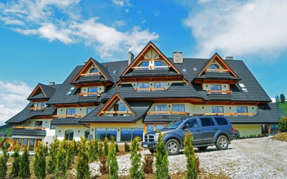 Dovolenku v poľských Tatrách si užijete v hoteli Montenero Resort & Spa