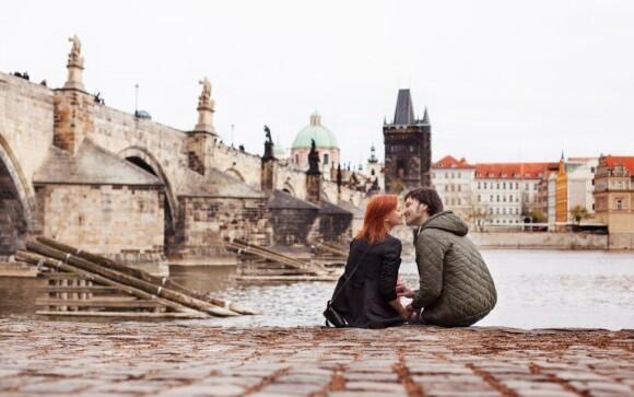 Zavítejte do Prahy třeba se svojí drahou polovičkou
