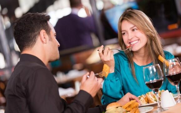 Spolu s vaším partnerem si vychutnáte romantickou večeři