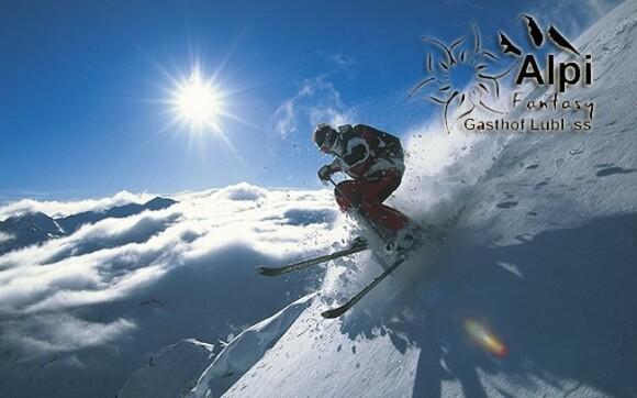 Nejlepší lyžovačka je v národním parku Vysoké Taury