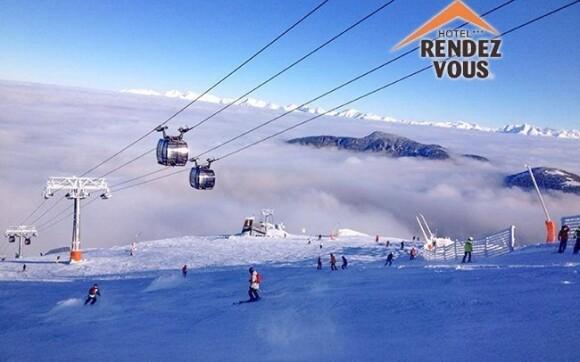 Parádní lyžování zaručí ski resort Jasná