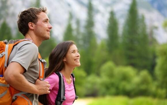Užijte si procházky a výlety v jarní či letní přírodě