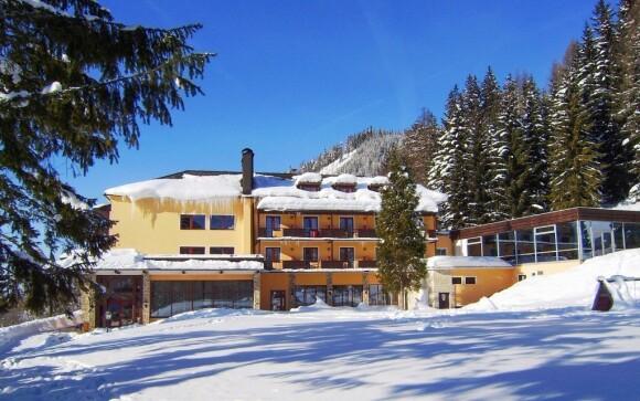Ubytujte sa v hoteli Alpenhof, ktorý nájdete v super lokalite