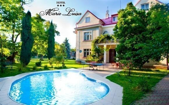 Vydajte sa do krásneho hotela Maria-Luisa a užite si perfektnú dovolenku