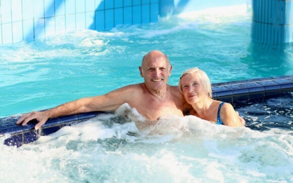 Užijte si relaxační pobyt v lázních Piešťany