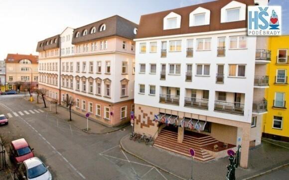Ubytujte se v hotelu Junior blízko lázeňské kolonády