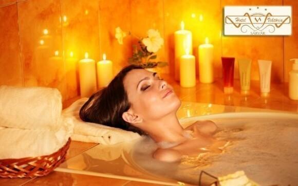 Užijte si wellness dovolenou v hotelu Viktória