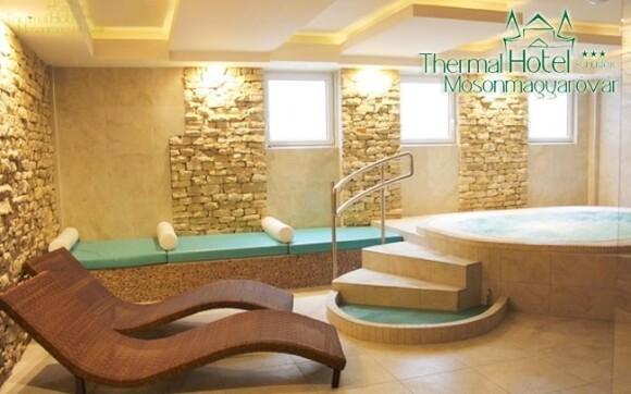 Užite si super wellness v hoteli Thermal***