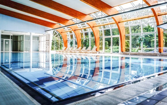 Spa & Wellness v Spa Resortu Sanssouci ****