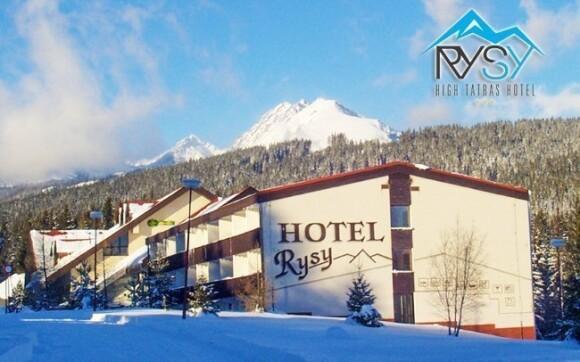 Pohádkové zimní Tatry a hotel Rysy