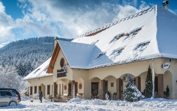 Užijte si dovolenou s celou rodinou v hotelu Horec***