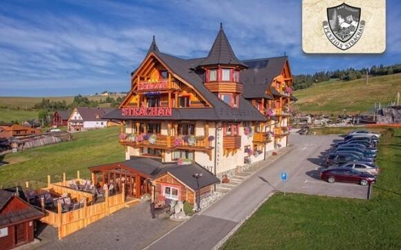 V penzionu Strachan zažijete skvělou dovolenou