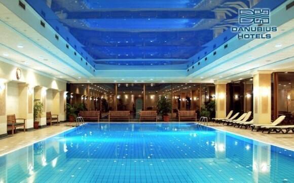 Hotelové wellness patří mezi TOP v Evropě