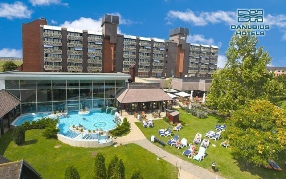 Luxusní Danubius Health Spa Resort Bük****