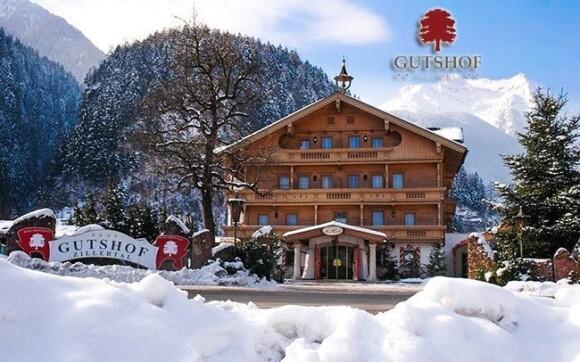 V hotelu Gutshof Zillertal**** se budete cítit jako v pohádce