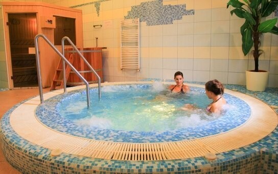 Wellness centrum nabízí širokou škálu možností pro vaši relaxaci