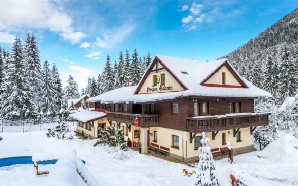 Zajeďte si na zimní dovolenou do penzionu Galanto***...
