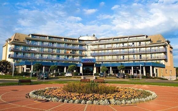 Užijte si pobyt v hotelu Park Inn****