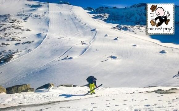 Ankogel má výborné sněhové podmínky po celý rok.