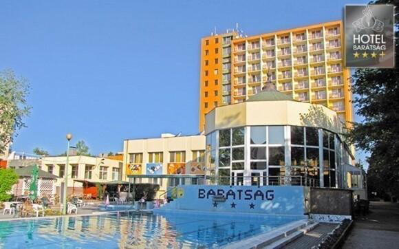 Užijte si relaxační dovolenou v hotelu Barástág***+