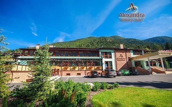 Alexandra Wellness Hotel je skvělý pro rodinnou dovolenou