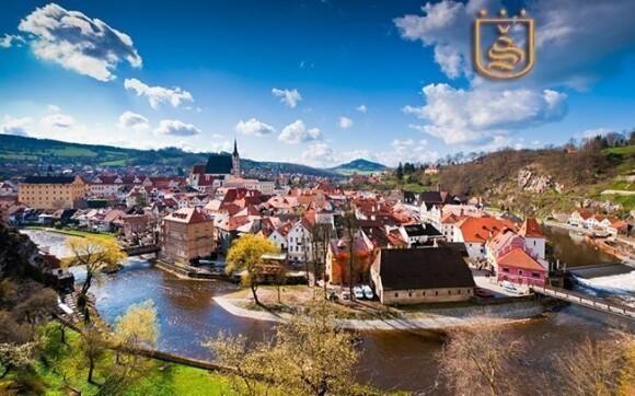 Český Krumlov - to je historie a romantika na jednom místě