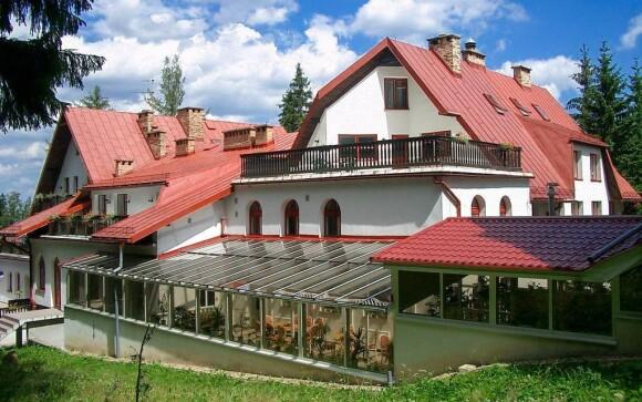 Hotel Corum *** Karpacz, polské Krkonoše