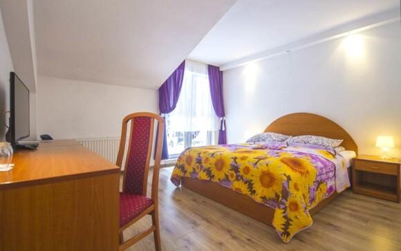 Dvoulůžkový pokoj, Hotel Corum ***, Polsko