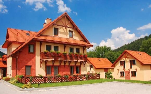 Penzion pod Vlkolíncom nabízí ubytování blízko skanzenu