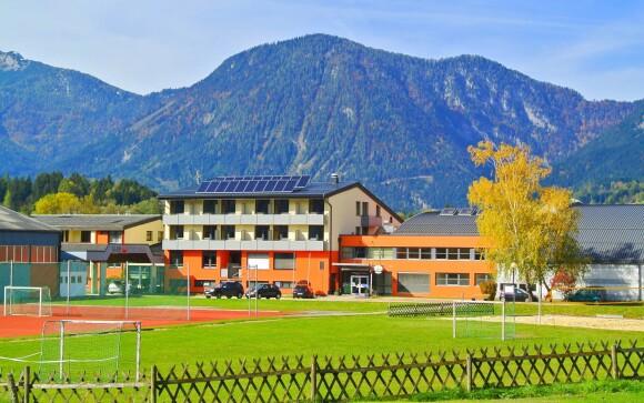 Sportsarea Grimming ***, miesto pre aktívnu dovolenku