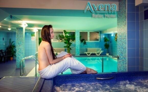 Exkluzivní relaxační pobyt v Relax Hotelu Avena***