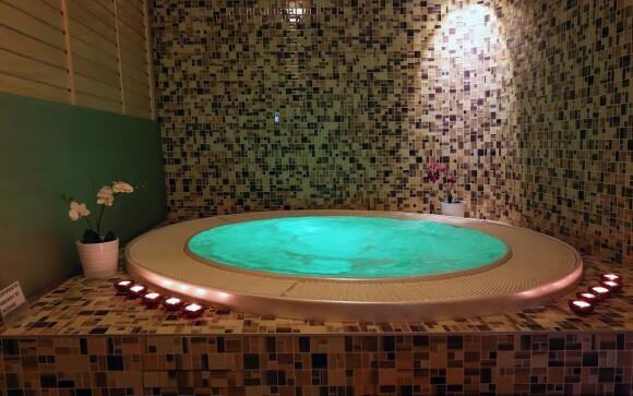 Wellness centrum, vířivka, Hotel Korona, jižní Čechy
