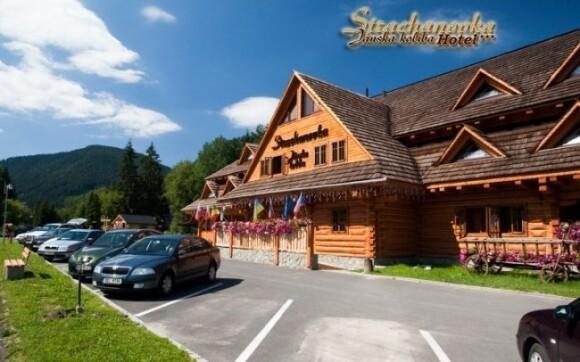 V hotelu Strachanovka*** si užijete nezapomenutelnou rodinnou dovolenou