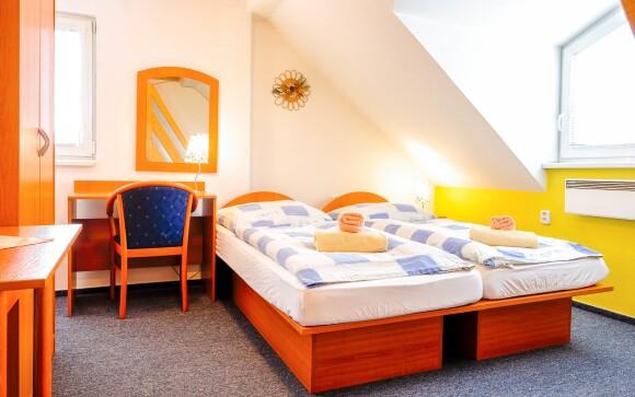 Pohodlné izby, Penzión Kamenec