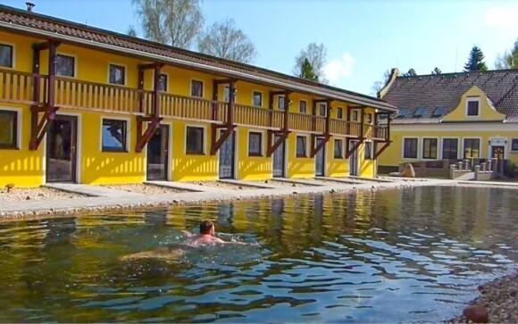 Užite si parádnu dovolenku v kraji treboňských rybníkov