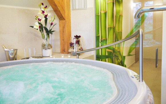 Uvoľníte sa vo wellness v hoteli