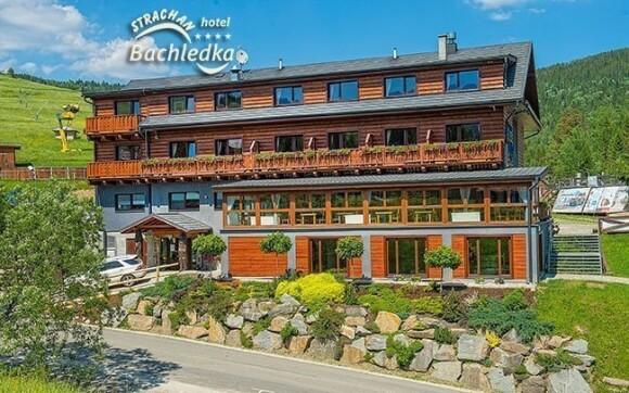 Užijte si perfektní dovolenou v hotelu Bachledka **** Strachan