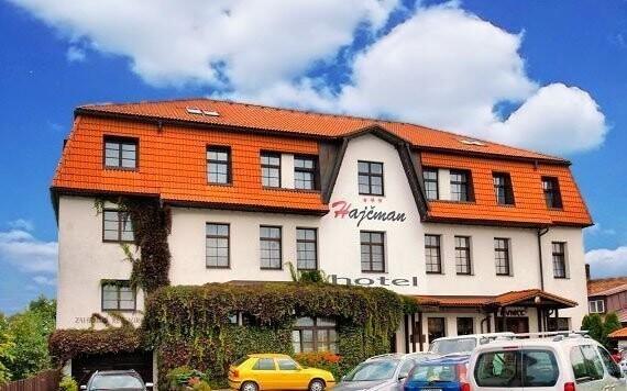 Užijte si pobyt v srdci Vysočiny v hotelu Hajčman