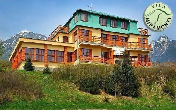 Miramonti Resort je obklopený přírodou