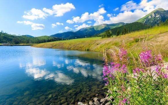 Belianské Tatry jsou nádherné a ideální pro turistiku